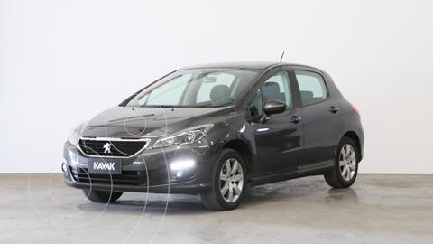 Peugeot 308 Allure usado (2017) color Gris Aluminium precio $1.620.000