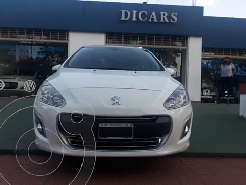 Peugeot 308 Active usado (2013) color Blanco precio $1.150.000