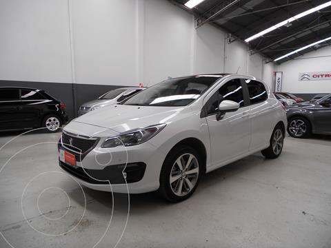 Peugeot 308 Feline THP Tiptronic usado (2018) color Blanco precio $1.841.500