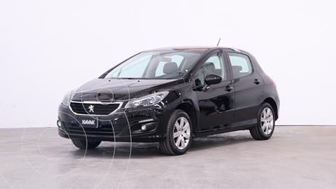 Peugeot 308 Active usado (2015) color Negro Perla precio $1.300.000
