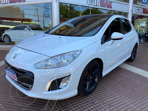 Peugeot 308 Feline usado (2012) color Blanco precio $1.195.000