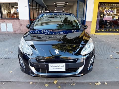 Peugeot 308 Active 2014/5 usado (2014) color Negro Perla precio $1.090.000