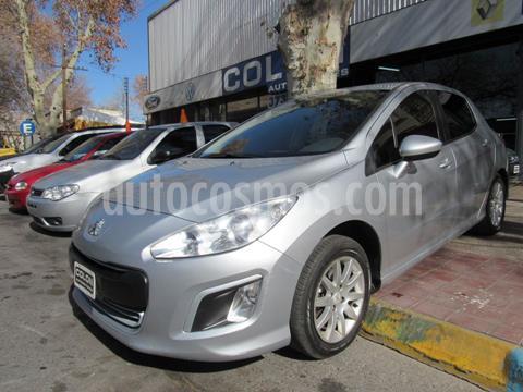 Peugeot 308 Active usado (2013) color Gris Luna precio $1.160.000