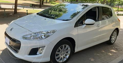 Peugeot 308 Allure NAV usado (2013) color Blanco precio $1.250.000