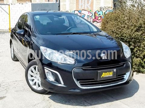 foto Peugeot 308 Active usado (2014) color Negro precio $550.000