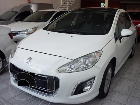 Peugeot 308 5Ptas. 1.6 16v Allure GPS (115cv) usado (2014) color Blanco precio $990.000