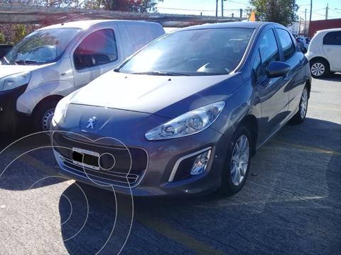 Peugeot 308 Allure usado (2013) color Gris Oscuro precio $1.250.000