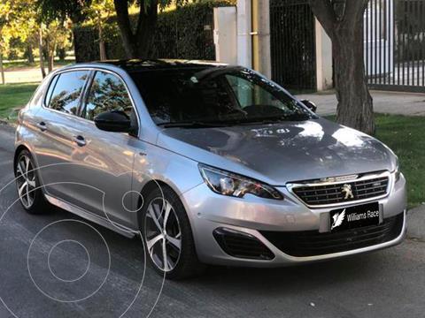 Peugeot 308 2.0L GT  Blue HDi Aut usado (2018) color Gris precio $17.890.000