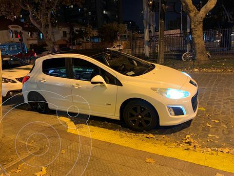 Peugeot 308 Sportium 1.6L HDi  usado (2014) color Blanco Banquise precio $9.200.000