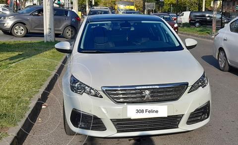Peugeot 308 1.6L Feline BlueHDi 120HP usado (2018) color Blanco Nacarado precio $15.490.000