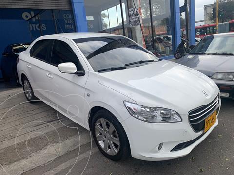 Peugeot 308 1.6T usado (2016) color Blanco financiado en cuotas(anticipo $4.500.000 cuotas desde $750.000)