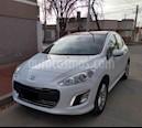 Foto venta Auto usado Peugeot 308 Feline 2014/5 (2013) color Blanco precio $455.000