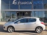 Peugeot 308 Feline HDi usado (2014) color Gris Claro precio $1.285.000