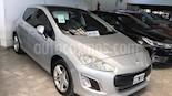 Foto venta Auto usado Peugeot 308 Feline HDi (2014) color Gris Claro precio $500.000