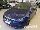 Foto venta Auto usado Peugeot 308 GTi (2017) color Azul precio $1.050.000