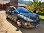 Foto venta Auto usado Peugeot 308 Premium 1.6L  (2008) color Gris Oscuro precio $4.700.000