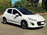 Foto venta Auto usado Peugeot 308 Sport (2014) color Blanco Banquise precio $430.000