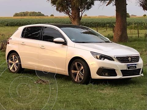 Peugeot 308S 1.6L Allure Plus usado (2019) color Blanco Nacre precio u$s22.000