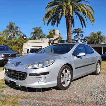 Peugeot 407 ST Sport V6 Tiptronic usado (2005) color Gris precio $950.000