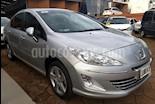 Foto venta Auto usado Peugeot 408 2.0 ALLURE + NAV (2014) color Gris precio $510.000