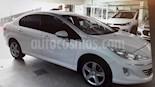 Foto venta Auto usado Peugeot 408 Allure+ NAV (2015) color Blanco precio $439.000