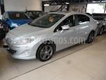 Foto venta Auto usado Peugeot 408 Allure Pack 1.6 HDi (2012) color Gris Claro precio $395.000