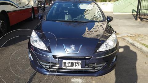 Peugeot 408 Sport usado (2012) color Azul precio $1.155.000