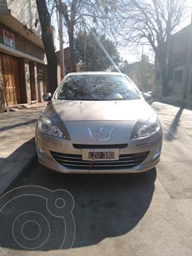 Peugeot 408 Sport usado (2013) color Gris Aluminium precio $1.300.000