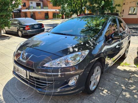 Peugeot 408 Feline usado (2012) color Gris precio $905.000