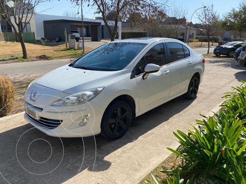Peugeot 408 Allure HDi NAV usado (2013) color Blanco precio $1.250.000