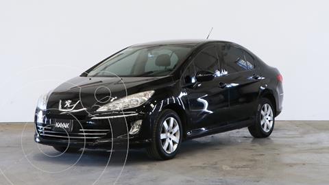 Peugeot 408 Allure usado (2012) color Negro Perla precio $1.050.000
