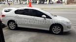 Peugeot 408 Allure 2014/15 usado (2012) color Blanco precio $645.000