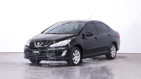 Peugeot 408 Allure usado (2011) color Negro Perla precio $1.010.000