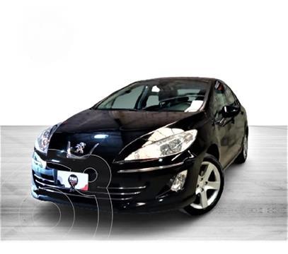 Peugeot 408 Allure 1.6 HDi MT (115cv) 4Ptas. usado (2013) color Negro precio $1.230.000