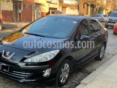 Peugeot 408 Allure+ Aut usado (2011) color Negro precio $545.000