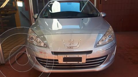 Peugeot 408 Feline 2.0N MT (143cv) 4Ptas. usado (2011) color Gris Plata  precio $11.000.000
