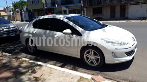 Peugeot 408 Allure Pack 1.6 THP Tiptronic usado (2013) color Blanco Banquise precio $950.000