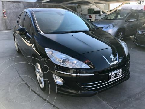 Peugeot 408 Active usado (2012) color Negro precio $1.120.000