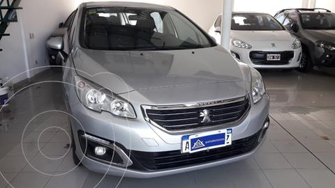 Peugeot 408 Allure HDi NAV usado (2017) color Gris Aluminium financiado en cuotas(anticipo $950.000)