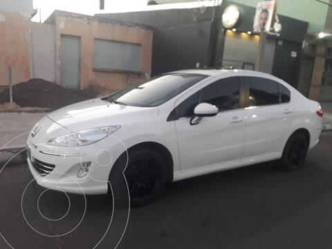 Peugeot 408 Sport usado (2013) color Blanco precio $1.350.000