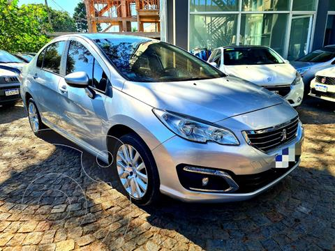 Peugeot 408 Allure Plus THP usado (2017) color Plata financiado en cuotas(anticipo $900.000)