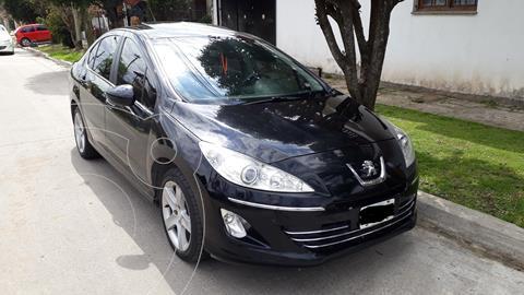 Peugeot 408 Feline usado (2011) color Negro precio $1.150.000