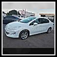 Foto venta Auto usado Peugeot 408 Feline (2012) color Blanco precio $390.000