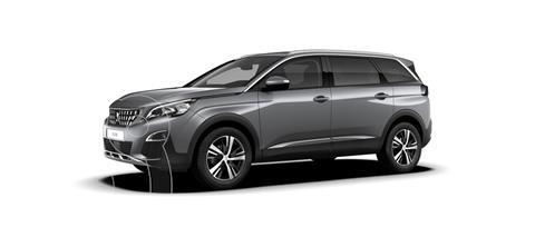 Peugeot 5008 SUV Allure Plus Tiptronic HDi nuevo color Gris precio $7.500.000