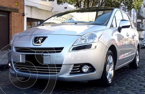 Peugeot 5008 Allure 7 plazas Plus usado (2014) color Plata precio $1.950.000