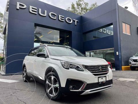 Peugeot 5008 Allure Pack usado (2019) color Blanco precio $449,900