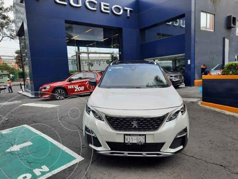 Peugeot 5008 GT Line usado (2021) color Blanco precio $619,900