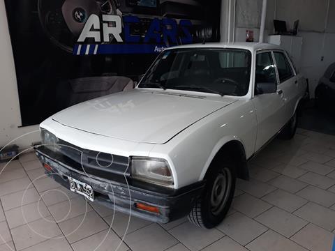 Peugeot 504 G usado (1999) color Blanco financiado en cuotas(anticipo $500.000)