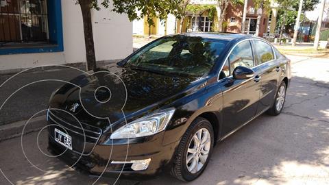Peugeot 508 Feline 1.6 usado (2012) color Negro precio $1.590.000