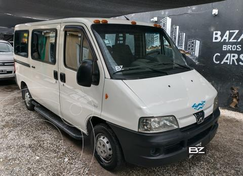 Peugeot Boxer Furgon 2.2 HDi 435M Premium usado (2009) color Blanco precio $1.380.000